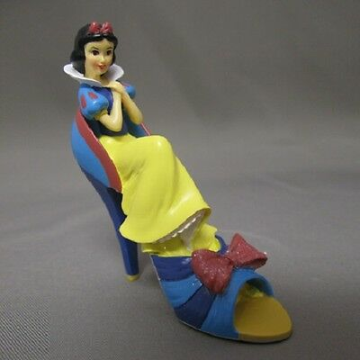 Snow White Shoe Figurine - Happily Ever After Shoe - Bradford Exchange