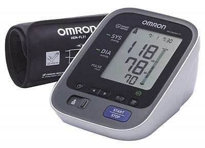 Omron M6IT Comfort Blood Pressure Monitor With Bi-LINK Connectivity White/Black