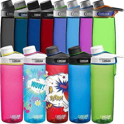 Camelbak 2016 Chute™ Durable Water Bottle Sports Training Gym Travel Accessories