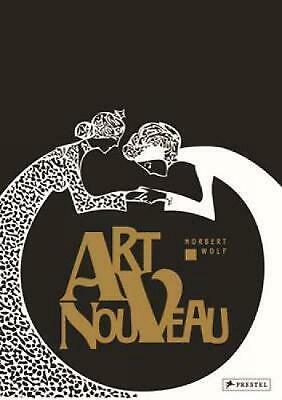 Art Nouveau by Norbert Wolf (English) Hardcover Book Free Shipping!