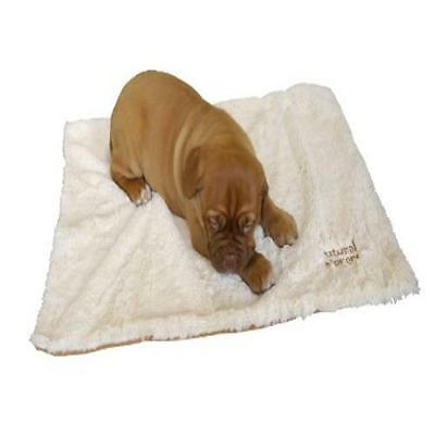 Rosewood Natural Nippers Luxury Puppy Blanket 70 X 50 Cm Pet Supplies Stimulate