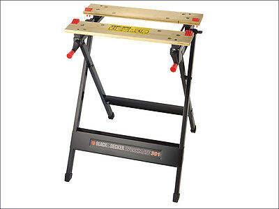 Black & and Decker 301 Series Workmate Work Mate Bench Table Clamp Folding Cut