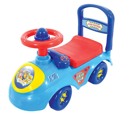 Paw Patrol My First Sit Bike Outdoor Ride On Push Along Childrens Car Vehicle