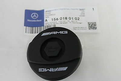 Genuine Mercedes-Benz AMG Engine Oil Filler Screw Cap A1560180102 NEW