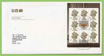 G.B. 2000 Special by Design booklet on Royal Mail First Day Cover Bureau