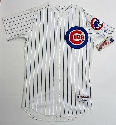 Authentic Collection Majestic Baseball Vintage Jersey CUBS 40 white/blue SOSA 21