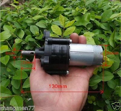 Wind Water Cranked Power Generator Electric Machine, Motor Power 5V~24V for Diy