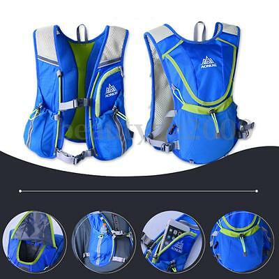 AONIJIE Running Cycling Vest Backpack Sports Camping Hydration Water Bladder Bag