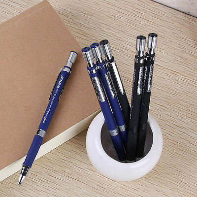 Hot 2.0mm Holder Mechanical Pencil For Drawing,Drafting,Art Sketching