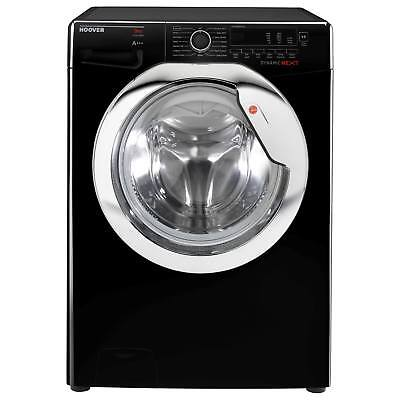 Hoover DXCC49B3 A+++ 9kg 1400 Spin 12 Programmes Washing Machine in Black