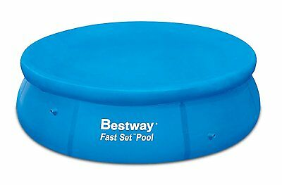 Bestway 58032 /58033 /58034 Above Ground Pool Cover Simple To Secure Hardwearing
