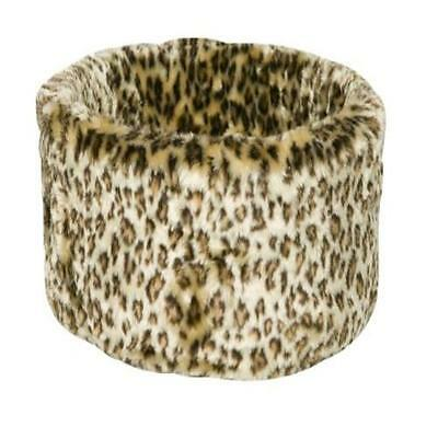Danish Design Cosy Cat Bed Small 42 Cm Leopard Pet Supplies The Ultimate Luxury