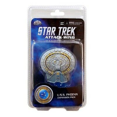 Star Trek Attack Wing: Federation (U.S.S. Phoenix) Expansion Pack WZK 72011
