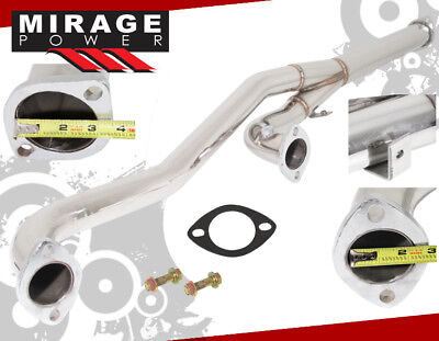 91-99 3000Gt Vr-4 Stealth 3.0L Turbo Turbo Down Pipe Piping Replacement Upgrade