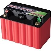 Ballistic Evo3 Lithium-Ion Motorcycle Battery 16 Cell 102-036
