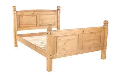 CR460 High End Bedstead, 4.6-Inch, Antique Wax