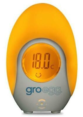 The Gro Company Gro-Egg Digital Room Thermometer & Baby Infant Night Light Lamp
