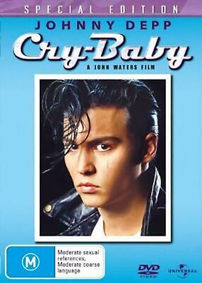 Cry-Baby (Special Edition) - DVD Region 4 Free Shipping!