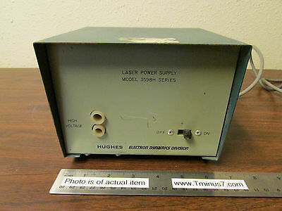Hughes 3598H Laser Power Supply High Voltage
