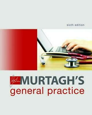 John Murtagh's General Practice 6th Edition by John Murtagh Hardcover Book Free