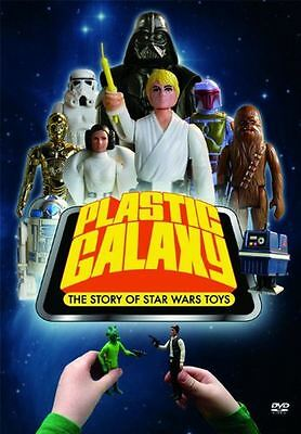 Plastic Galaxy The Story of Star Wars Toys Documentary DVD
