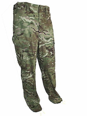 Genuine British Army MTP Trousers Combat Surplus Various Sizes Grade 2 Multicam