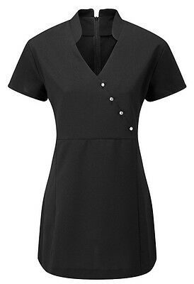 Venus Beauty Hairdressing SPA Nail Salon Therapist Massage Tunic Uniform