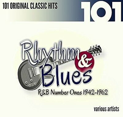 Various Artists - 101: R&B Number Ones [New CD] UK - Import