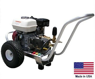 PRESSURE WASHER Coml - Portable - 3 GPM - 3200 PSI - 8 Hp Honda - CAT-BIUL