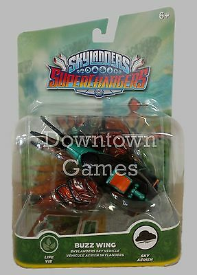 Skylanders Superchargers Buzz Wing Thrillipede's Vehicle