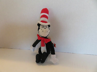 "3"" Cat in The Hat official Movie Merchandise - Cat with Hang String 2003"