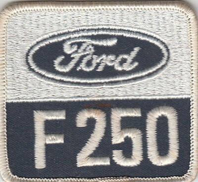 Ford F250 Embroidered Patch