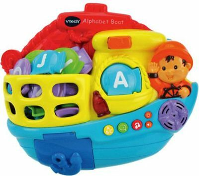 Bath Time Alphabet Boat - VTech