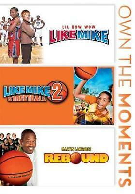 Like Mike/like Mike 2/rebound Used - Very Good Dvd