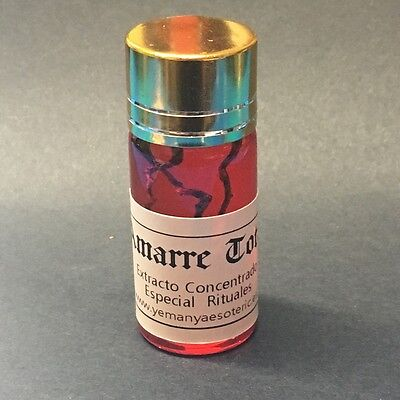 ☆ AMARRE TOTAL ☆ EXTRACTO ESOTERICO ☆☆ 15ml. Wicca Spell Magick  Ritual