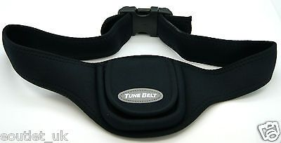 Tune Belt Deluxe Waistband Wasit Band MP3 Player Carrier