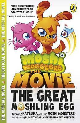 Moshi Monsters: The Movie: The Great Moshling Eg, , New