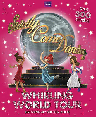 Strictly Come Dancing: Whirling World Tour Stick, Melody, Chloe, New