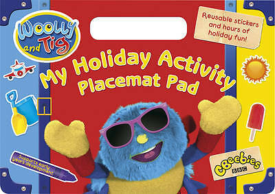 Woolly and Tig: My Holiday Activity Placemat Pad, , New