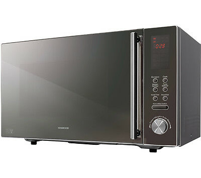 KENWOOD K25MMS14 Solo Microwave Silver 900 W 25 Litres 	5 Power Levels