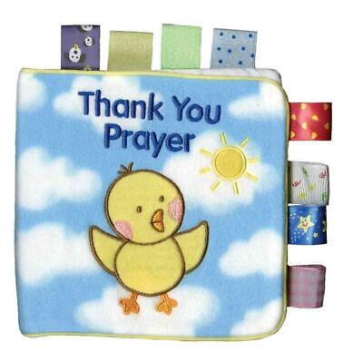 Thank You Prayer (English) Fabric Book Free Shipping!
