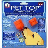 Pet Top® Portable Drinking Device for Pets