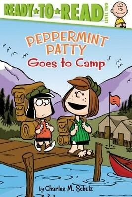 Peppermint Patty Goes to Camp by Charles M. Schulz Paperback Book (English)