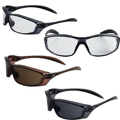 Vented Spec Protective Eye Safety Protective Eyewear Floating Lens Anti-scratch