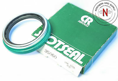 "CHICAGO RAWHIDE SCOTSEAL CR 35060 OIL SEAL, 3.500"" x 4.814"" x .907"" (29/32"")"