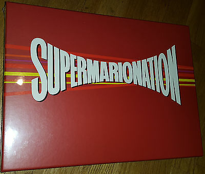 Supermarionation Limited Edition - Blu-ray Box Set BRAND NEW AND SEALED