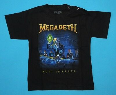 Megadeth - Rust In Peace Baby, Toddler, Kids T-shirt