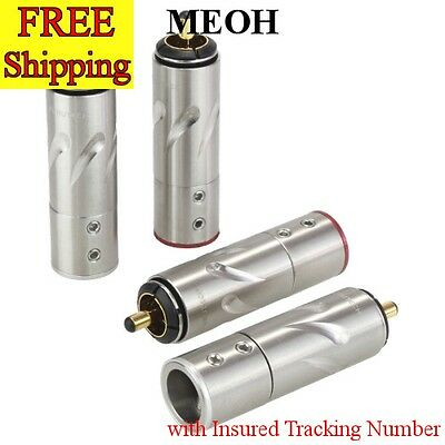 NEW Furutech FT-111 High End Performance RCA connector Gold / Rhodium F/S Japan