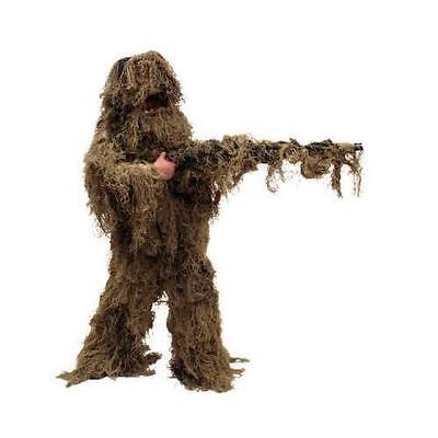 NEW Red Rock Gear Youth Ghillie Suit Breathable Polyester Concealment