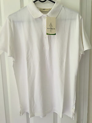 GLENMUIR SOPHIE SHAPED FIT COTTON GOLF POLO SHIRT - Various Sizes